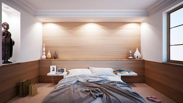 פנג שוואי חדר שינה