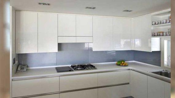 עולמו הרחב של חיפויי הזכוכית לקירות המטבח