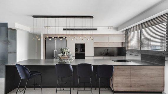מטבחי יוקרה בשילוב אדריכלים ומעצבי פנים מובילים בתחום