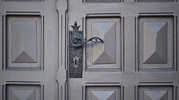 מנעולים חזקים לדלתות חוץ