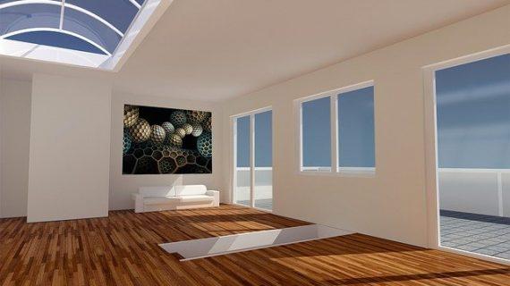 תמונת קיר לסלון