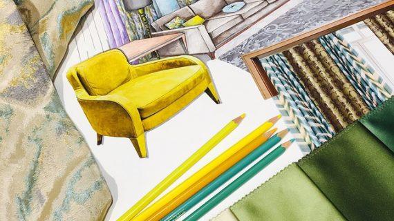 רעיונות לעיצוב הסלון