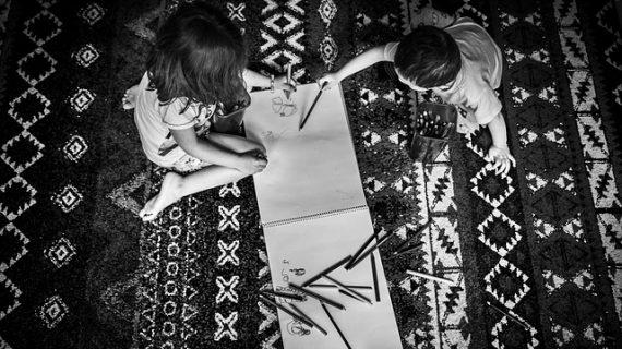איך בוחרים שטיח לחדר ילדים