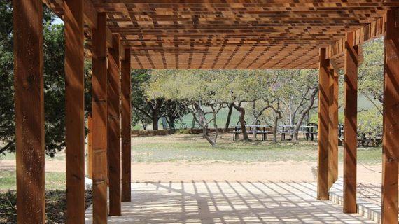 פרגולות מעץ – טכניקת בנייה ייחודית