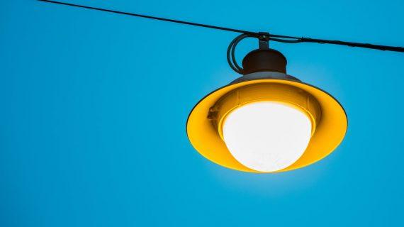 5 פתרונות תאורה לבית ולגינה ששווה להכיר