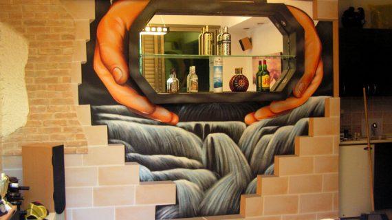 ציורי קיר לסלון – מוסיפים המון!